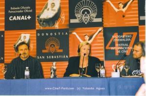 1999 Vanessa, Franco y Carlo --
