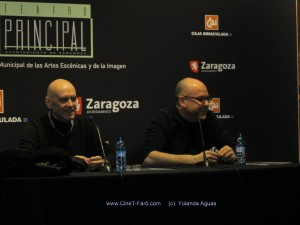 Rafael Campos y Alex Rigola 2013-02-28 --