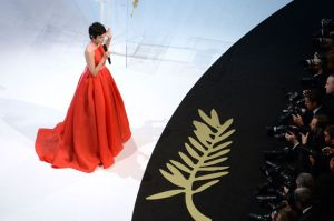 Audrey Tautou Gala Clausura Foto A. Thuillier (AFP)