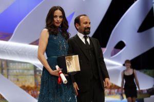 Berenice Bejo mejor actriz. Foto Valery Hace (AFP)