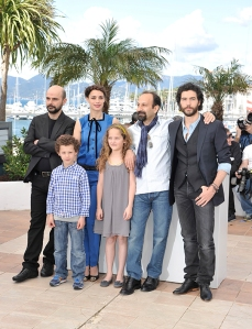 'Le Passe' Photocall - The 66th Annual Cannes Film Festival