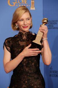 Cate Blanchett Jeff Vespa Wireimage
