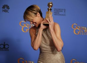 Robin Wright  mejor actriz tv House of cards  Lucy Nicholson Reutrers