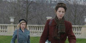 Emmanuelle Devos og Sandrine Kiberlain i Violette