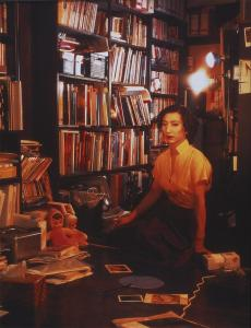 Self-portrait (Actress)- After Setsuko Hara (1996)