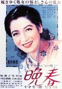 Late Spring 1949 Y OZU