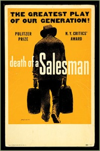 death of a salesmanPoster